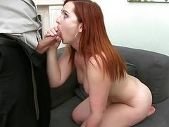 Remarkably untamed cowgirl riding