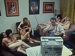 Inexperienced Spy Cam Of Swingers Club