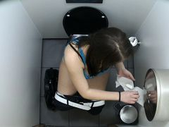 1St Inner Livecam in Toilets Worldwide