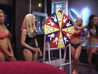 playboy models show off their skills @ season 15 ep. 713