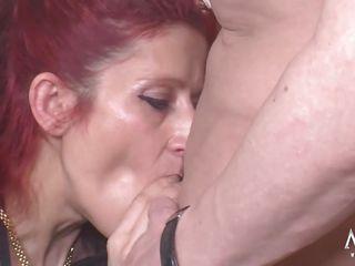 cuckold mature redhead