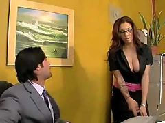 Office Slut Adrenalynn