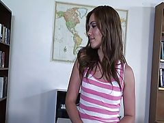 Dakoda Brookes hot for teacher