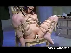 Tied Caned And Clamped
