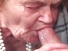 Too old yet naughty for young cock