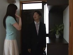 Beautiful Japanese MILF Hibiki Ohtsuki Enjoys Some Hardcore Action