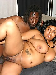 Horny Black Preggo Craves An Ebony Penis