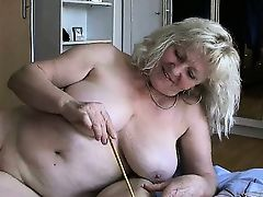 Nasty mature fat women go keen sharing part3